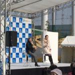 みなとアクルス出店-鈴木明子さんトークショー
