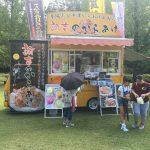 可児花フェスタ記念公園2日目-雨の日が来れば晴れの日も来る!